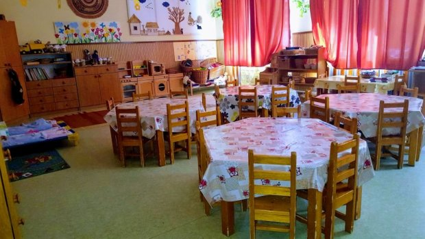 Óvodai csoportszoba
